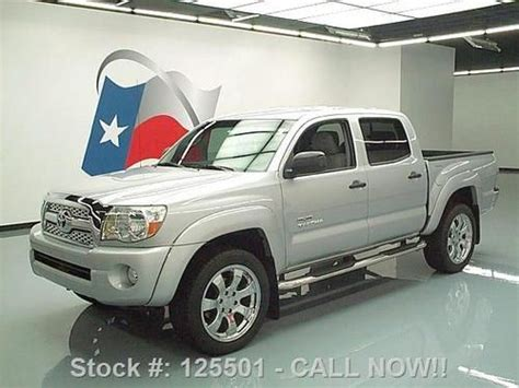 Toyota Direct Used Cars Find Used 2011 Toyota Tacoma Prerunner Sr5 V6 Cab