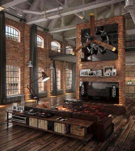 estilo industrial historia curso de decoracion de