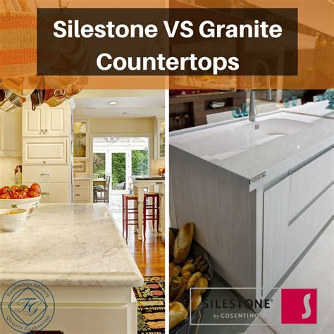 How To Cut Corian Countertops Silestone Vs Granite Countertops Flemington Granite
