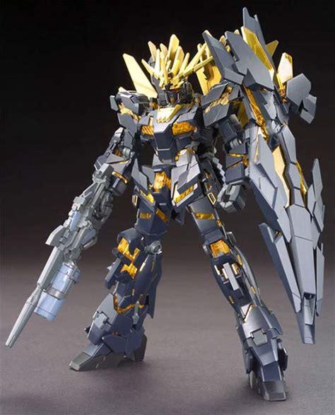 Sd Gundam Unicorn Banshee hg unicorn gundam 02 banshee norn destroy mode