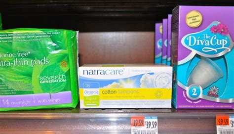Gold V Feminine Hygiene green feminine hygiene products organic cotton menstrual cups mindful eats