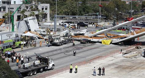 Fiu Mba Reviews by Heads To Miami To Review Fiu Bridge Collapse Rescue