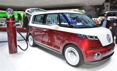 volkswagen minibus electric vw bus to be re released as an electric vehicle