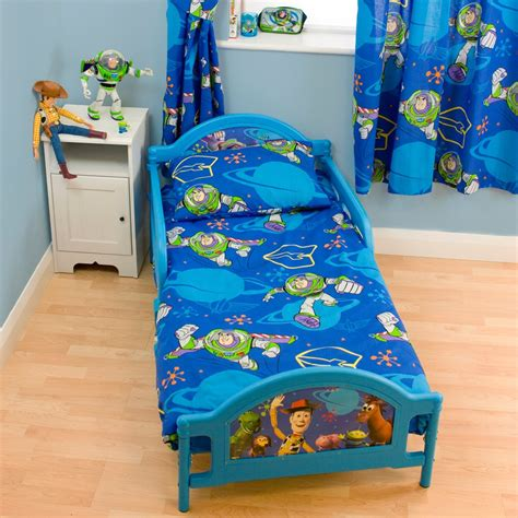 toy story bed toy story infinity junior cot bed duvet cover new
