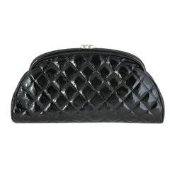 Jual Clutch Chanel Timeless Lambskin Black Shw Mirror Quality 6 chanel quilted gold clutch agneau metallise for sale at 1stdibs