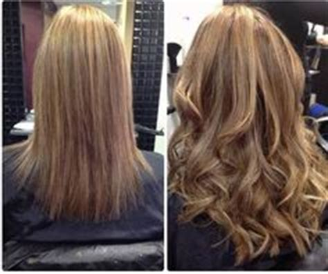 haircut before or after a bodybperm body wave perm before and after pictures google search