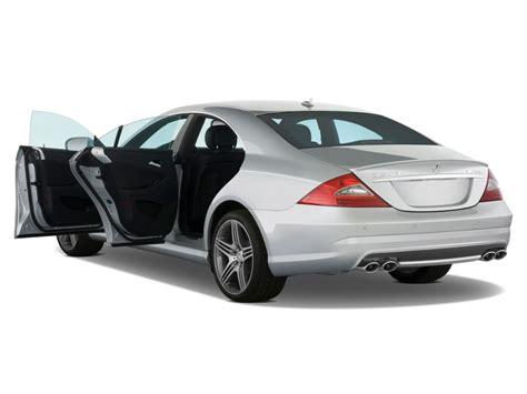 Cls 2 Door Coupe by 2010 Mercedes Cls Class 4 Door Sedan 6 3l Amg Open Doors