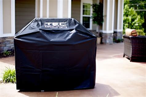 Tec Patio Ii Grill by Tec Patio Ii Vinyl Cover Accessories And Covers Patio
