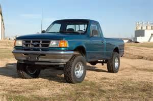 Ford Ranger Lift Kit 2wd 4in Suspension Lift Kit For 83 97 Ford 2wd Ranger 515 20