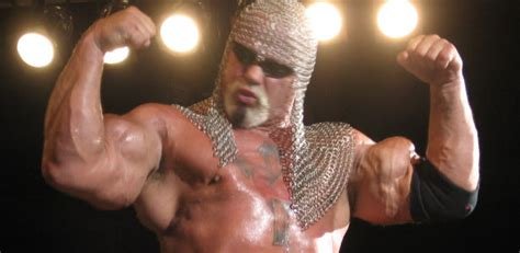 scott steiner tattoo photo quot big poppa quot steiner makes his chest