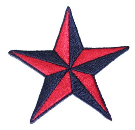 Aufnäher Xl by Aufn 228 Her Nautical Star Rot Sonstige Aufn 195 164 Her Details