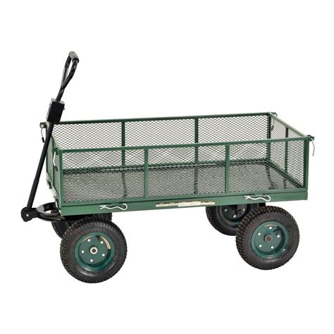 lowes garden carts