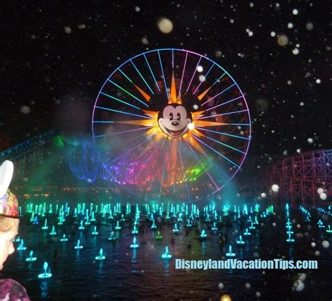 world of color viewing areas disney s world of color tips