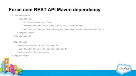 maven 2 using the nexus rest api to get latest artifact exposing salesforce rest services using swagger