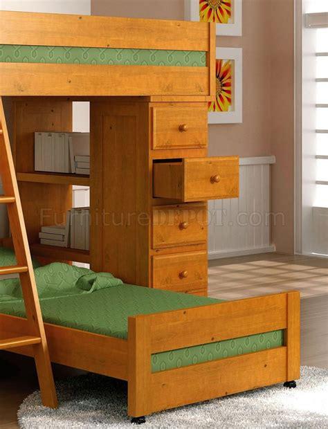 Pine Bunk Bed With Desk Pine Bunk Bed With Desk Pine Bunk Bed With Desk And Drawers Copperopolis For Sale In Stockton