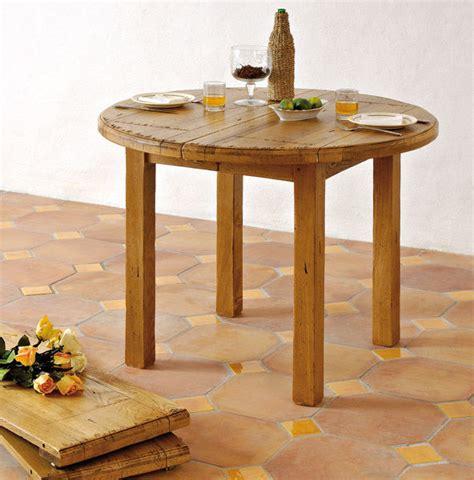table ronde chene table ronde chene aravis meubles