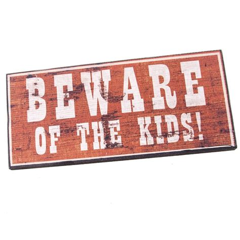 beware of the beware of the wooden sign from mollie fred uk