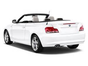 2013 bmw 1 series 2 door convertible 128i angular rear