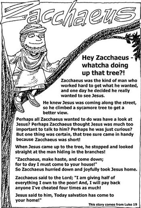 the story of zacchaeus worksheet 25 best ideas about zacchaeus craft on zacchaeus children s church crafts and