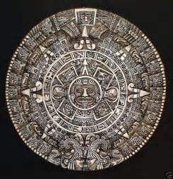 Calendario Azteca For Sale History Mayan Aztec Calendar Sculptural Wall Relief 17 For