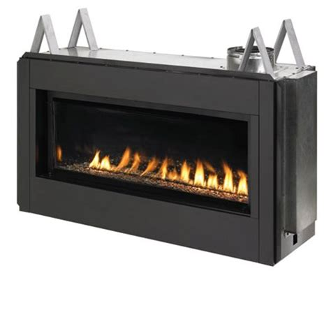 Sided Propane Fireplace fmi venice lights 43 quot direct vent single sided or see thru