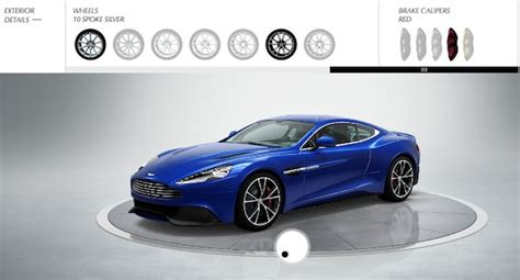 Build Your Own Aston Martin by Build Your Own 2013 Aston Martin Vanquish Egmcartech