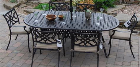 Cast Iron Patio Dining Set Cast Iron Patio Dining Set