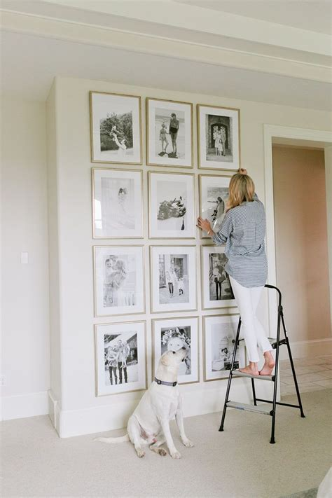 how to design the wall at home at home with framebridge in 2018 designs