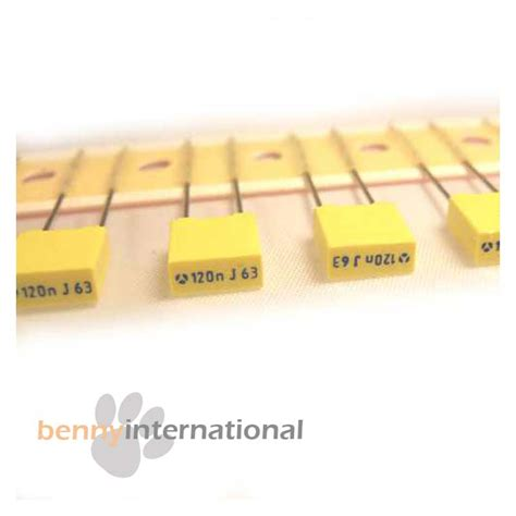 capacitor polyester epcos 68nf x 63v 10x 56nf 68nf 120nf 63v mkt capacitors polyester thomson avx aus stock ebay