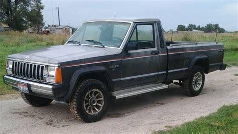 jeep comanche  manual  sale  blackfoot id