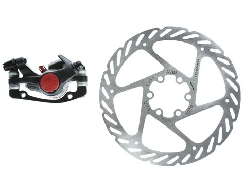 Rotor Avid G2cs avid disc brake sale elixir 5 front 160mm white no rotor