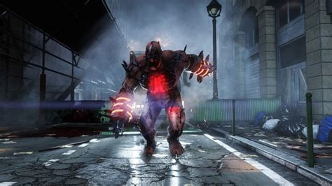 killing floor 2 will not run at 4k resolution on xbox one