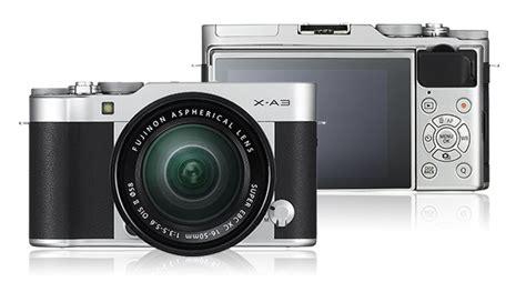 Mirrorless Fujifilm Xa3 Kitt 16 50mm Garansi Resmi 1tahun jual fujifilm xa3 x a3 kit xc 16 50mm garansi resmi
