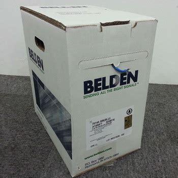 Belden Utp Cat6 305mtr 7814a Murah belden cat6 buy belden 7814a cat6 utp product on alibaba