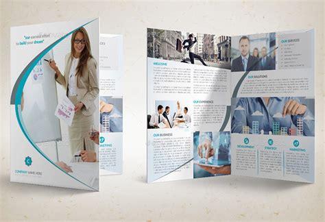corporate bi fold brochure template 22 bi fold brochure psd templates free premium