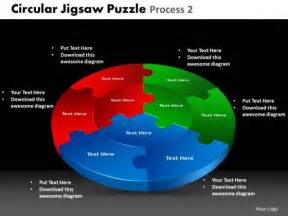 jigsaw puzzle powerpoint template free vector about storyboard template item 5 vector