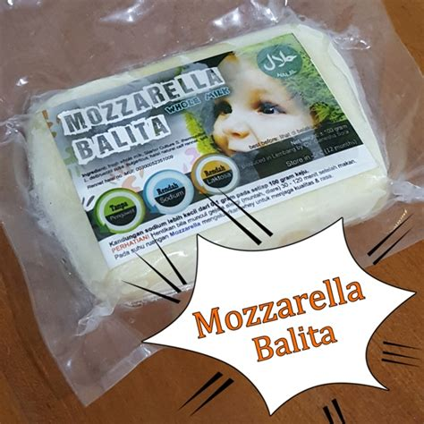 Keju Mozzarella 1kg Keju Mozarela Keju Mozarella Keju Mozzarela mozzarella balita keju khusus bayi enak halal bebas pengawet