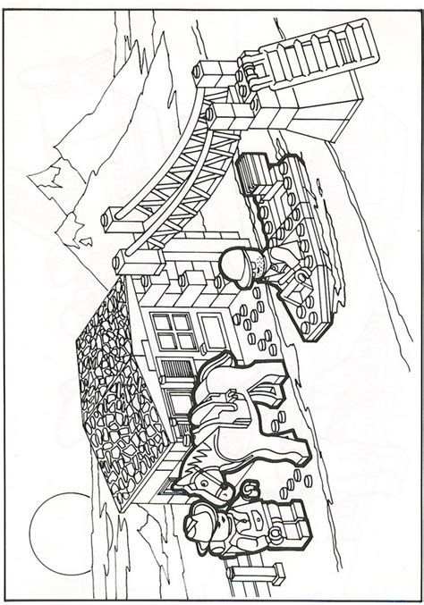 lego atlantis coloring pages free coloring pages of lego zima