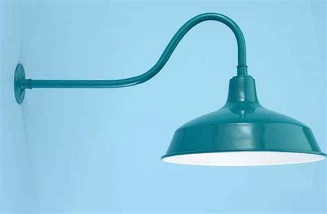 Gooseneck Outdoor Lighting Fixtures Basic Gooseneck Barn Light
