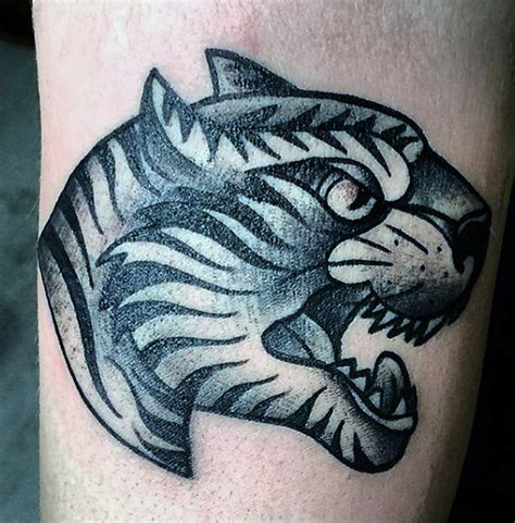 100 Tiger Tattoo Designs For Men King Of Beasts And Jungle Small Tiger Tattoos For