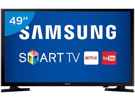 Led Tv Samsung Hd 49 Ua49m5100 Hdmi Usb 49m5100 smart tv led 49 samsung hd conversor digital 49j5200 wi fi 2 hdmi 1 usb smart tv