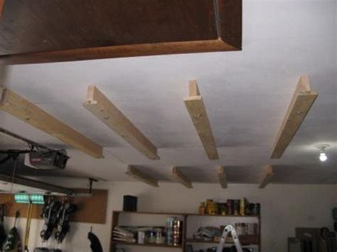 unique diy overhead garage storage 8 diy overhead garage storage ideas smalltowndjs com