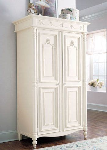 Dresser And Armoire Stanley Young America Isabella Armoire With 2 Doors