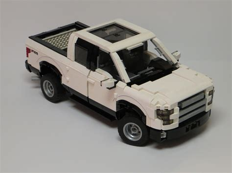 lego ford raptor 2016 naias build your own ford mustang and f 150 raptor