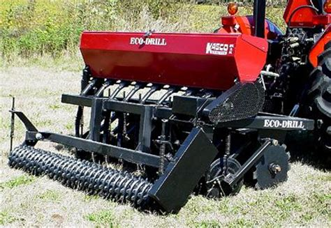 Pasture Planter by Kasco Eco Drill No Till Drill Planter Seeder Ked96 Ked 96