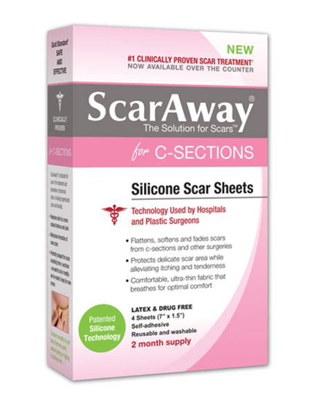 scaraway for c sections com scaraway c section scar treatment strips