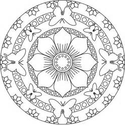 Free Coloring Pages Mandala free printable mandalas for best coloring pages for