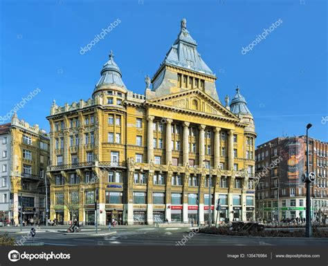 buy a house in budapest anker house in budapest hungary stock editorial photo