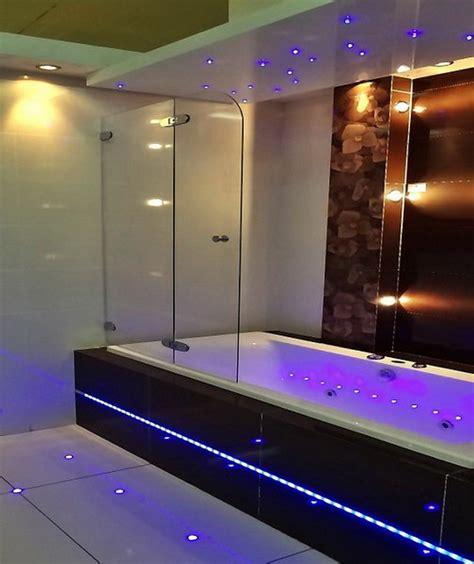 Badezimmer Deko Led by Badezimmer Beleuchtung Ideen