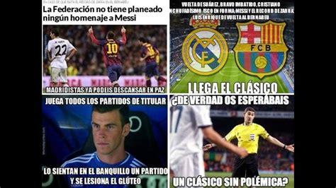 imagenes real madrid humillando al barcelona memes ponen la cuota de humor al cl 225 sico espa 241 ol